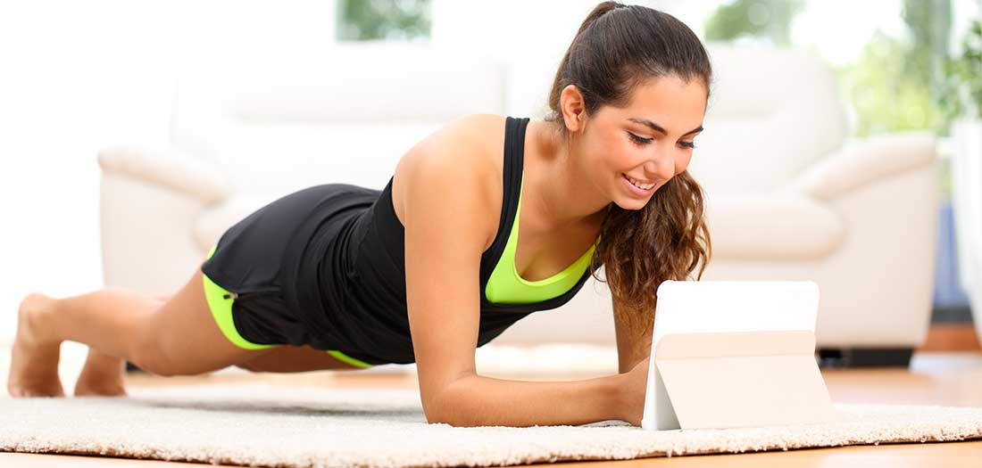 physical trainer online